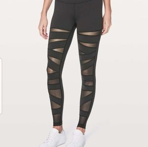 Lululemon HR wunder under leggings full length